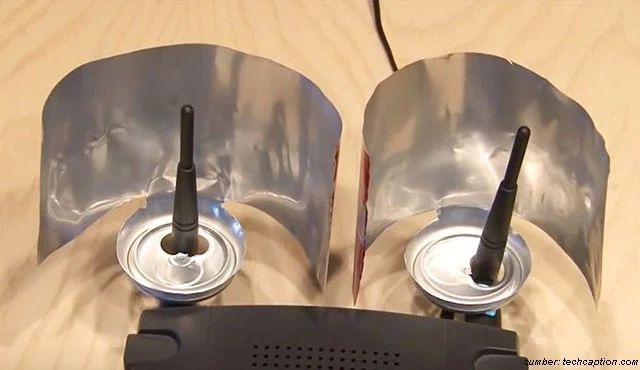 antena penguat sinyal dari kaleng bekas 2021