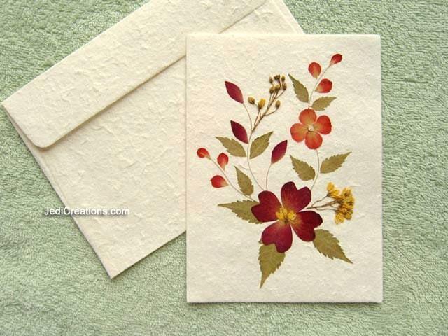 Cara Membuat Bunga Dari Daun Kering Yang Mudah