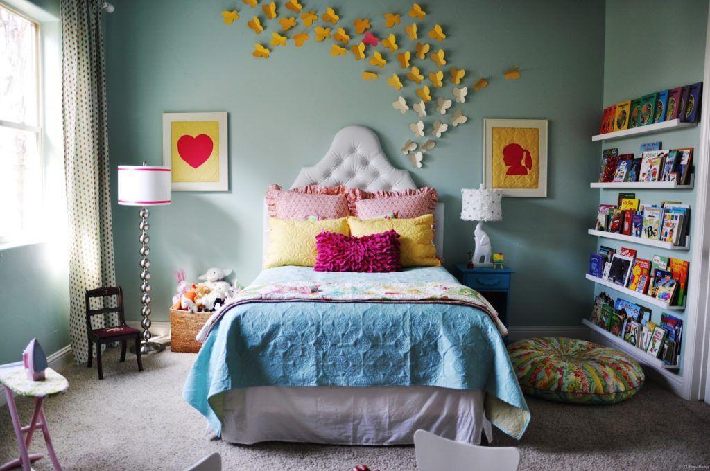 hiasan kupu kupu untuk kamar tidur 2021