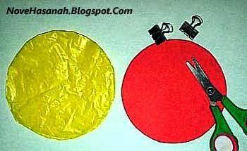 kerajinan bunga dari kantong kresek warna warni 5 2020