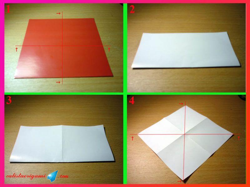 kerajinan kupu kupu dari kertas lipat 4 2021