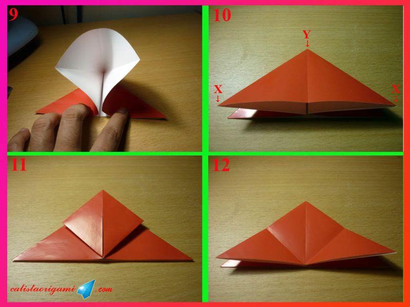 kerajinan kupu kupu dari kertas lipat 5 2021