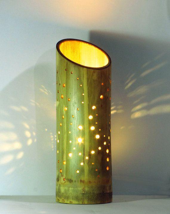 lampion simpel dari bambu 2020