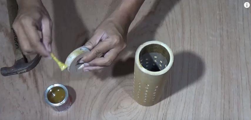 langkah cara membuat lampion dari bambu no 5 2020