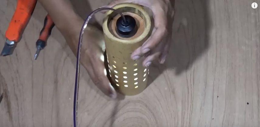 langkah cara membuat lampion dari bambu no 9 2020