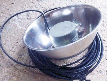 wajanbolic antena penguat sinyal dari wajan 2020
